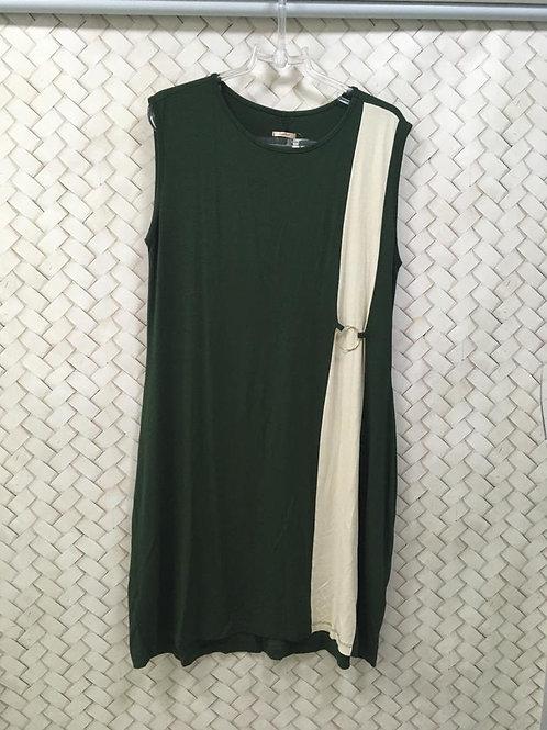 Vestido Malha Verde QUINTESS