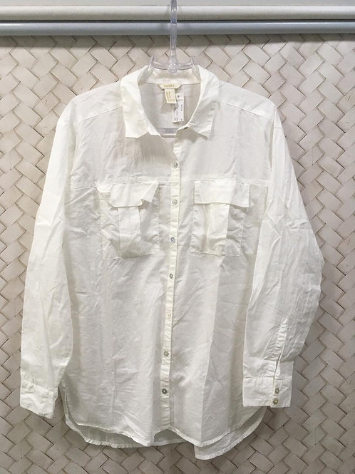 Camisa Branca FOREVER21