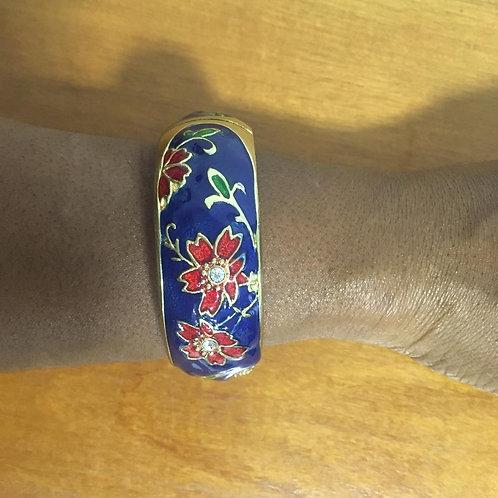 Bracelete Azul Biju