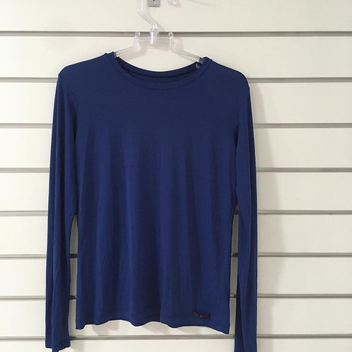 Blusa Azul PADMA