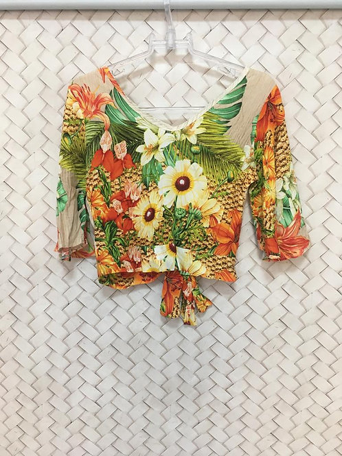 Croped Floral 1272