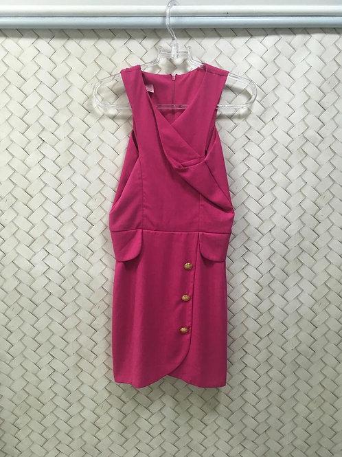 Vestido Pink UNICAS