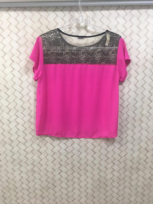 Blusa Pink FASHIONISTA