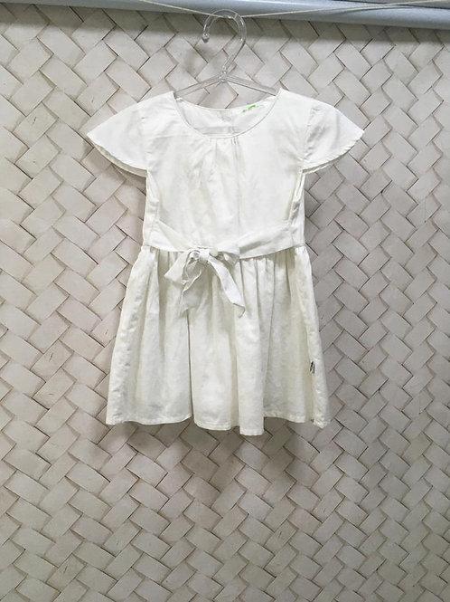 Vestido Branco Infantil PUC