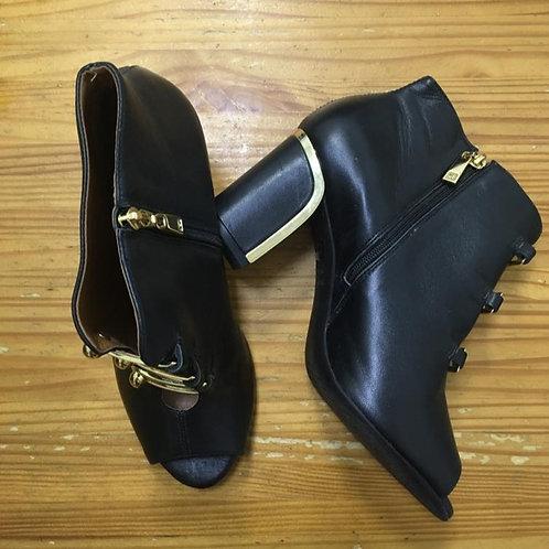 Sapato Estilo Bota LUZ DA LUA