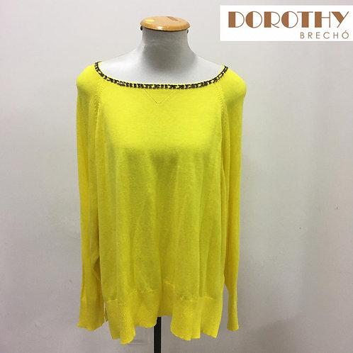 Blusa Amarela Linha FARM