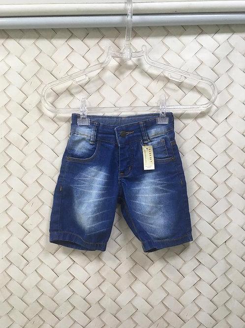 Bermuda Jeans Infantil  MEN