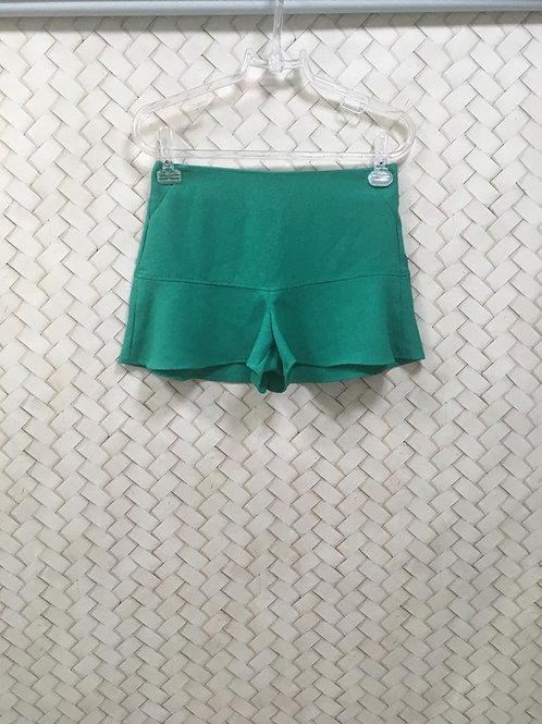 Short Saia Verde POOL