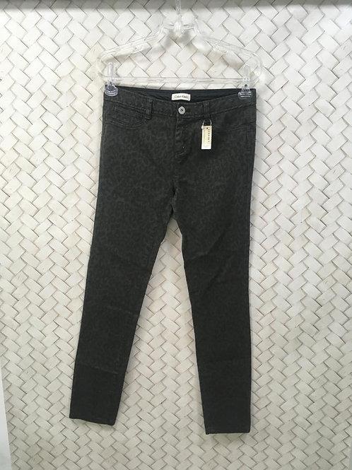 Calça Jeans Pele CALVIN KLEIN