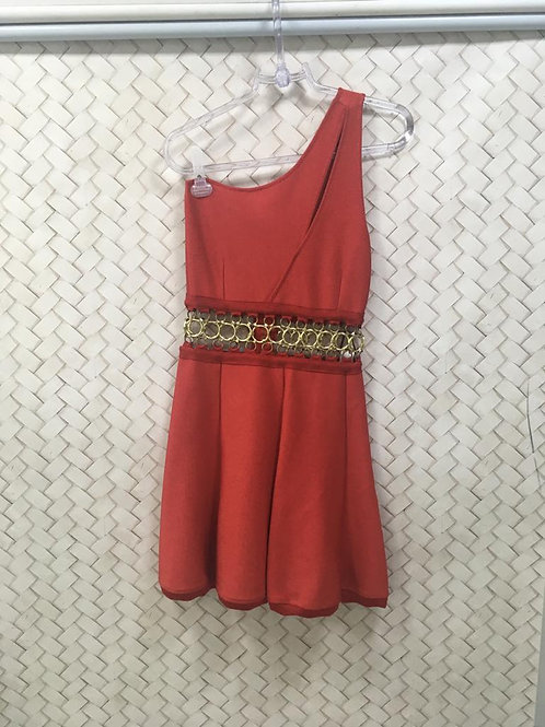 Vestido Bandagem Red SKAZI