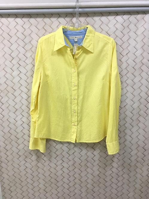 Camisa Amarela Teen TOMMY HILFER