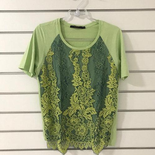 T-shirt Verde ANIMALE