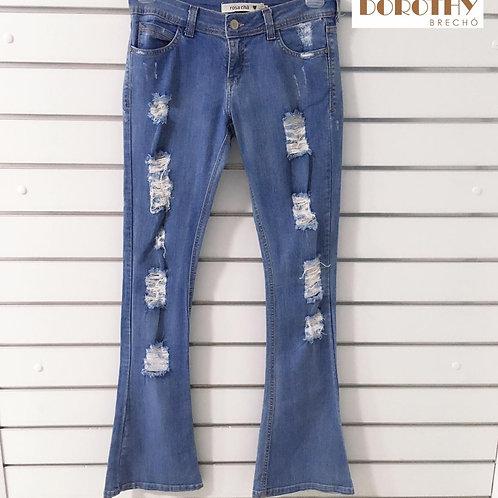 Calça Jeans ROSA CHÁ