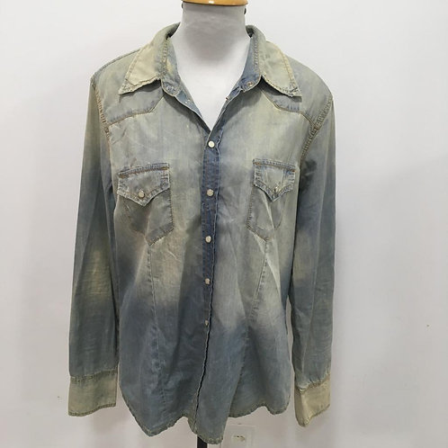 Camisa Jeans ANIMALE