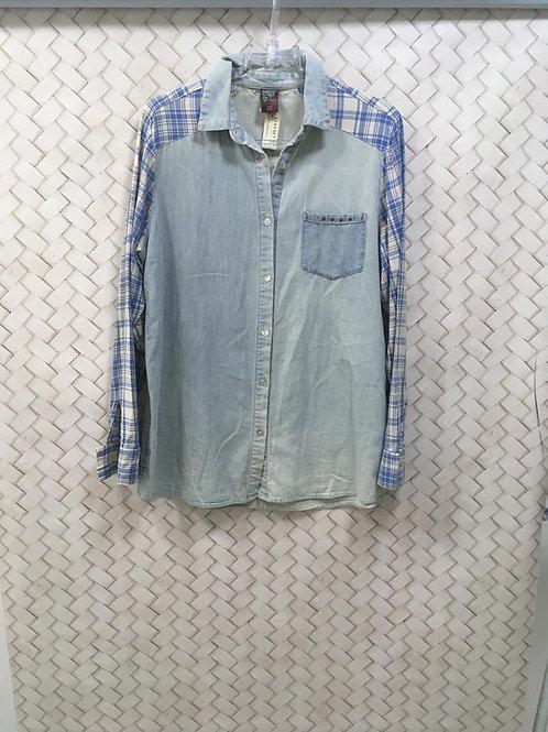 Camisa Jeans MARISA