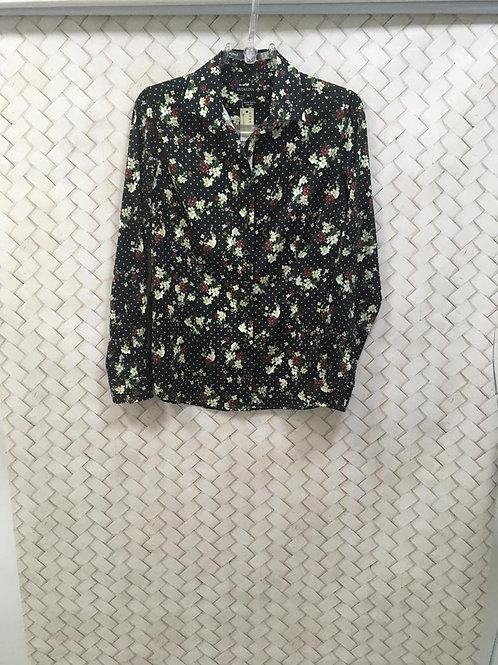 Camisa Floral DUDALINA