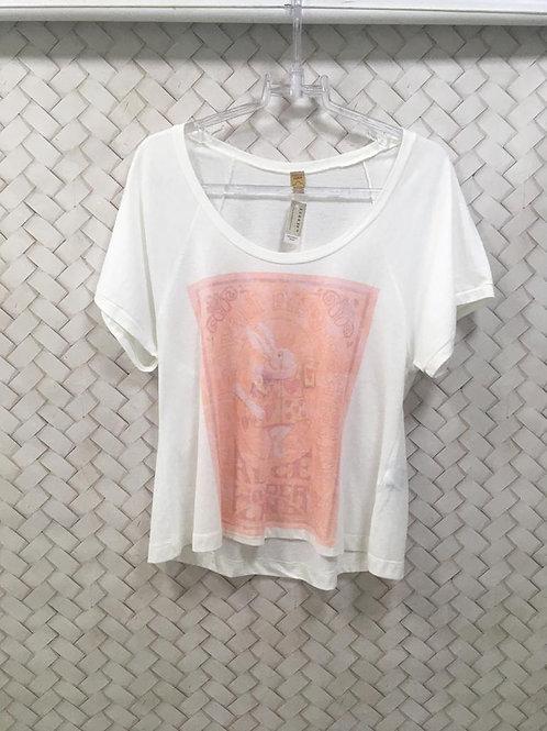 T-shirt Nude FARM
