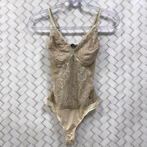Body Renda Nude HIT