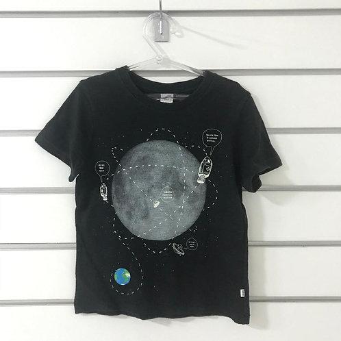 T-shirt Preta GAP KIDS