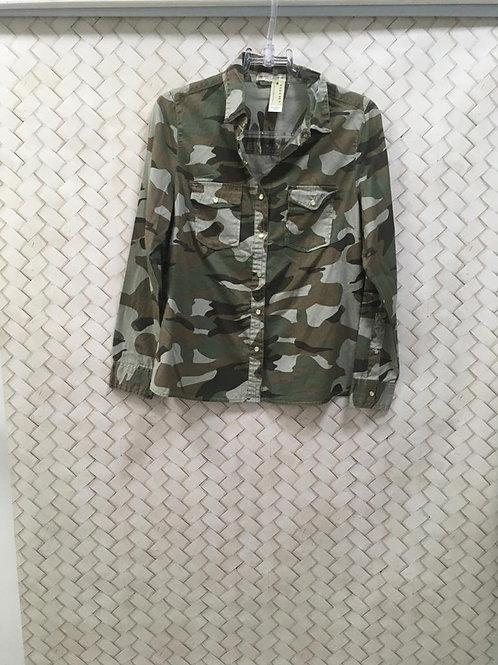 Camisa Militar CLOCK