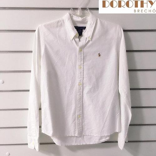 Camisa Branca POLO RALPH LAUREN