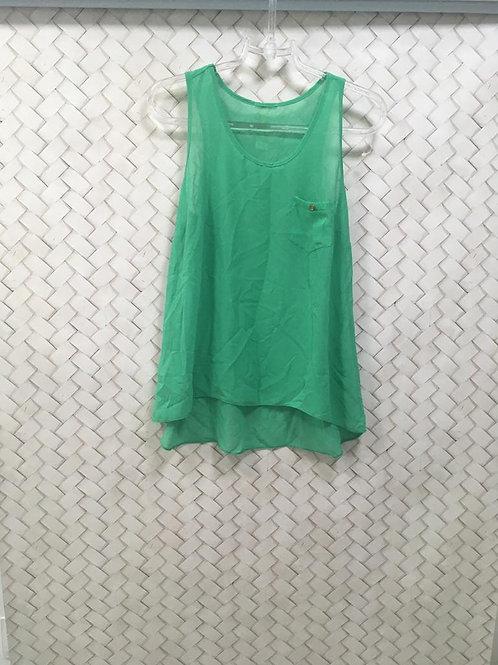 Camiseta Verde FERANDA