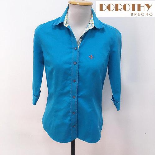 Camisa Azul DUDALINA