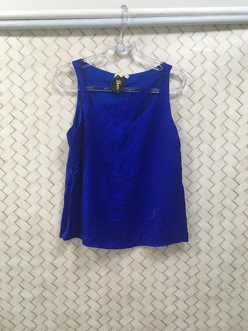 Blusa Azul MARIÁ