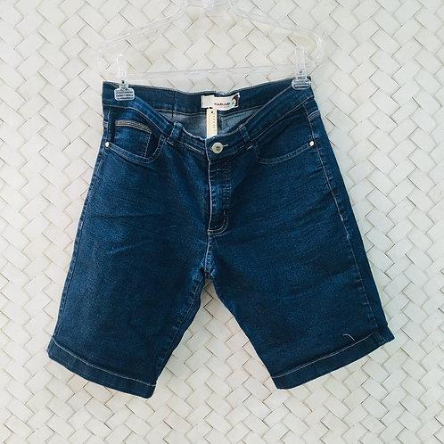 Bermuda Jeans Masculina MAHALO