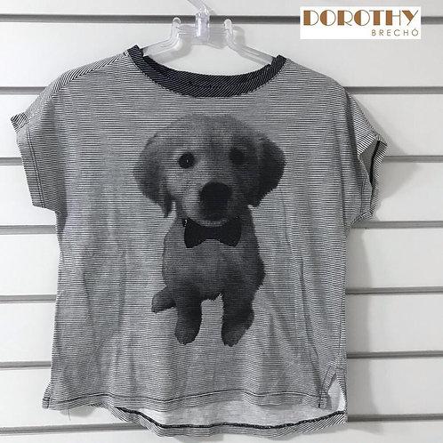 T-shirt Dog SHOULDER