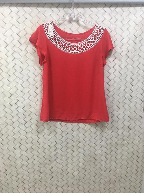 Blusa Red Com Gruipir