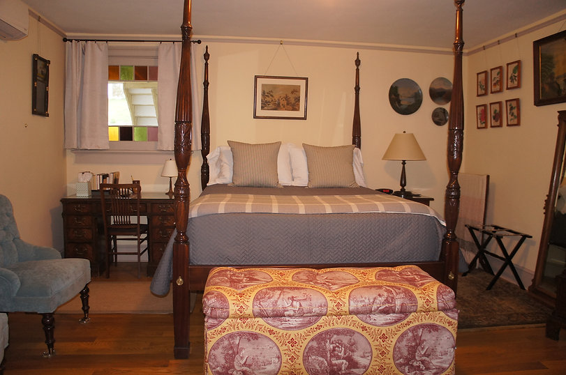 The Artist's Room at The Baker House Bed & Breakfast