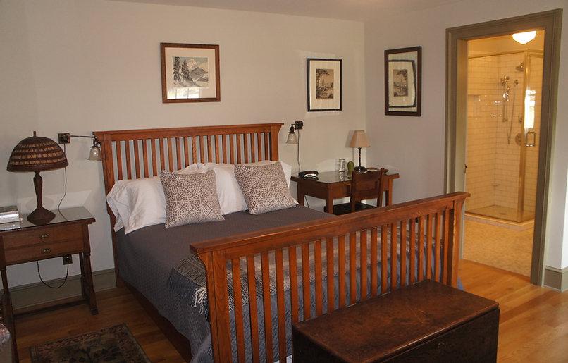 The Gardener's Room at The Baker House Bed & Breakfast