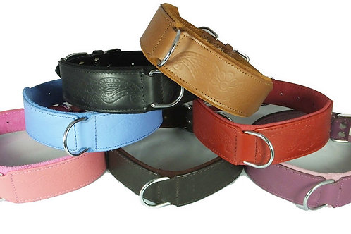 *PRE ORDER* Large dog collars Paisly design