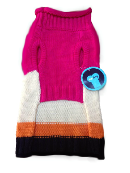 Fab Pet knitted jacket
