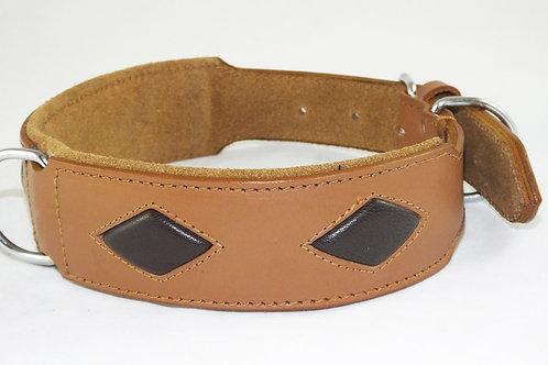*PRE ORDER* Large dog collars cut out shape design