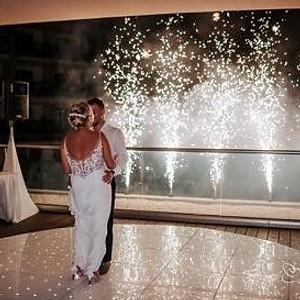 Star-Lit LED Dance Floors