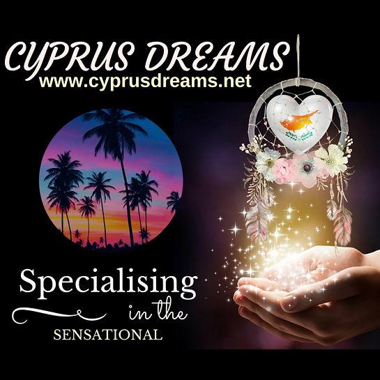 Cyprus Dreams Wedding Hire