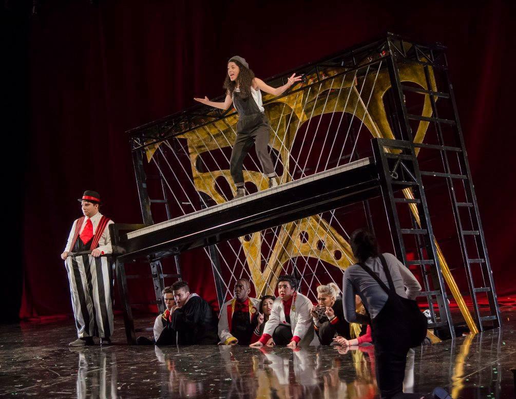 Cradle Will Rock at Boston University School of Theatre