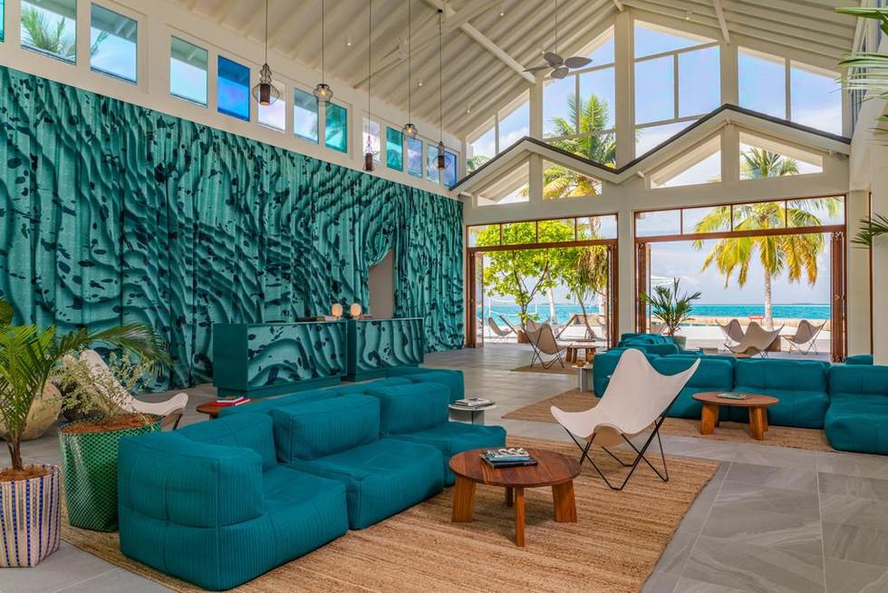 The Standard Hotel: Maldives