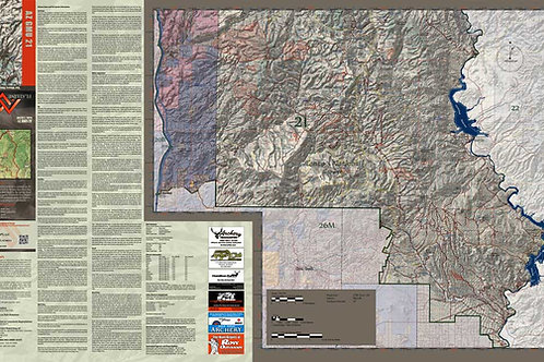Arizona Hunt Unit 21 Map