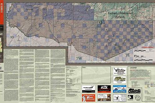 Arizona Hunt Unit 9 Map
