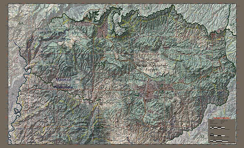 Arizona Hunt Unit 22 North Half Map & App Package