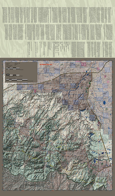 Arizona Hunt Unit 3C Map & App Package