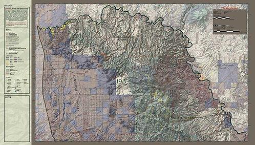 Arizona Hunt Unit 19A Map