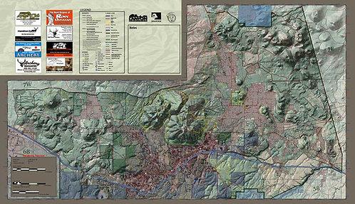Arizona Hunt Unit 11M Map & App Package