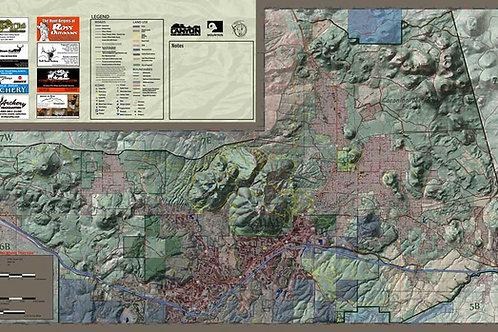 Arizona Hunt Unit 11M Map