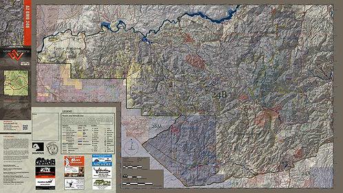Arizona Hunt Unit 24B Map