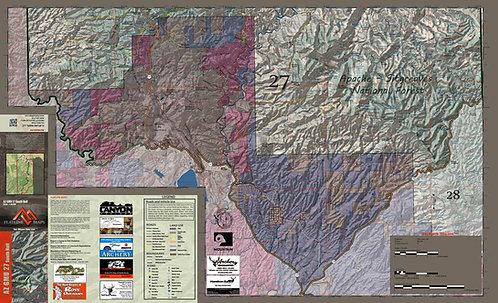 Arizona Hunt Unit 27 South Half Map
