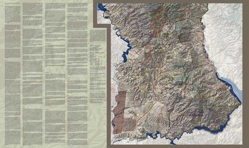 Map Of Unit 5a Arizona.Flatline Maps Arizona Game Unit Maps